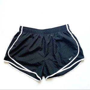 Nike Black Dri Fit Lined Running Shorts